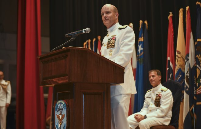 New U.S. 7th Fleet Commander Takes Charge