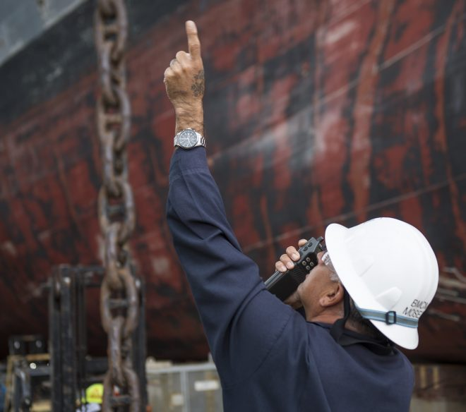 Navy Shortening Maintenance Times for Surface Ships, But Repair Industry Still Overloaded