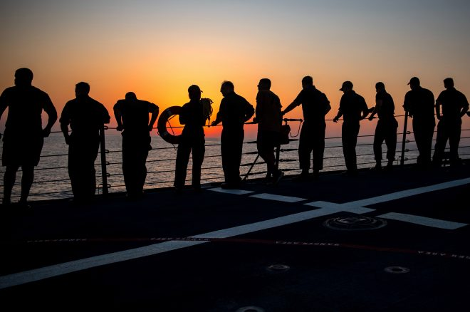 Navy Mulling Taking Sailors off Forward Deployed Ships as Part $40B Savings Drive