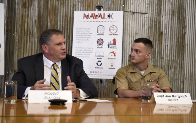 NavalX Innovation Support Office Opening 5 Regional 'Tech Bridge' Hubs