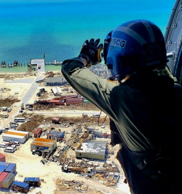 Scores of Well-Meaning Aviators Clogging Skies Over the Bahamas as Dorian Victims Struggle