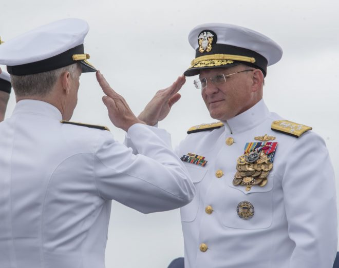 Top Stories 2019: Navy and Pentagon Leadership
