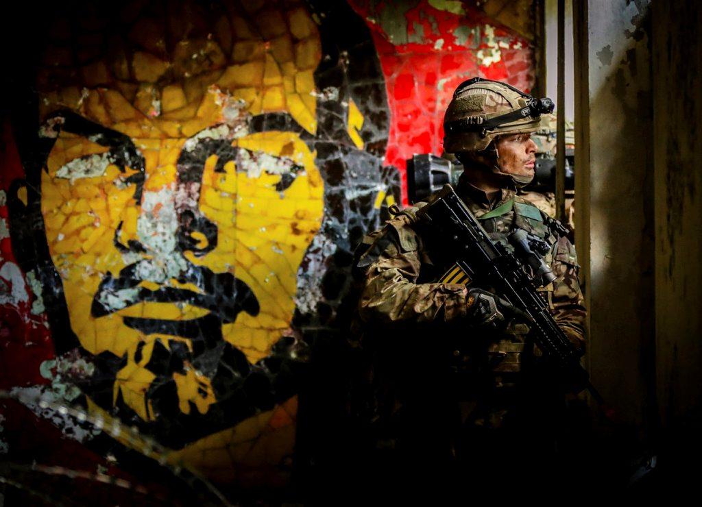 DSEI: Royal Marines Embrace Littoral Strike and Prepare to Forward Deploy - USNI News