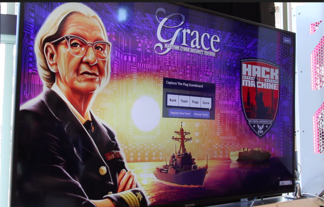 USNI News Video: Navy Asks Civilians to Solve Persistent Problems in Weekend Hack-A-Thon