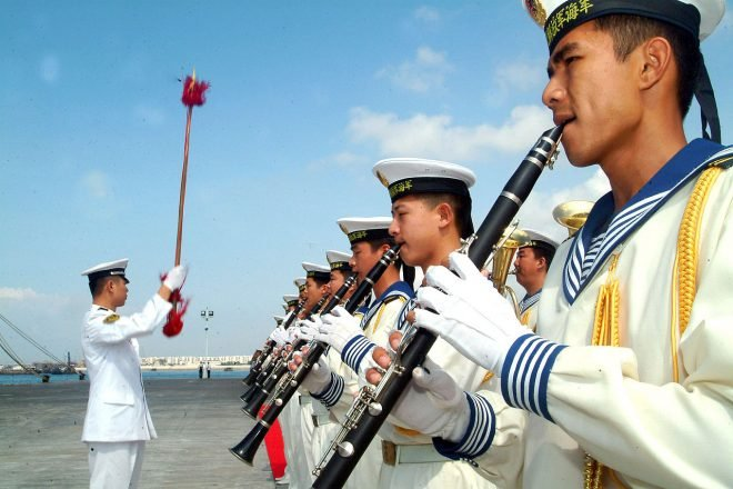 Chinese Warship Visit to Japan Part of Growing Military Charm Offensive