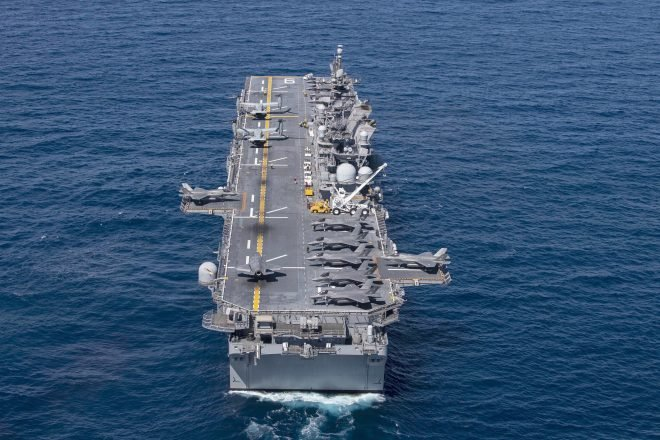 Light Carrier Studies Already Underway As Navy Considers Role for CVLs in Future Fleet