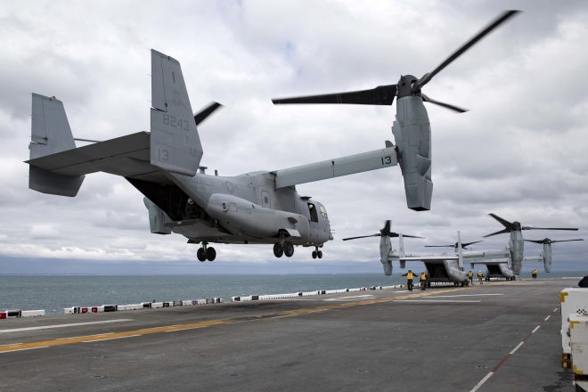 Fleet Logistics Wing Established as Navy Preps for COD Transition, Second Osprey Squadron