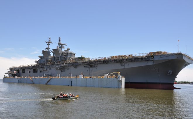 Report to Congress on Navy Amphibious Warship Programs