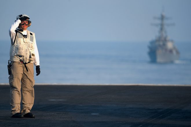 Admiral: U.S. Needs More Ships in Europe to Counter Growing Russian Threats