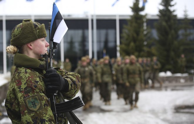 Estonian Foreign Minister Makes a Case For NATO