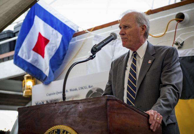 SECNAV Spencer Rebuts Congressional Criticism of Ford Carrier Program