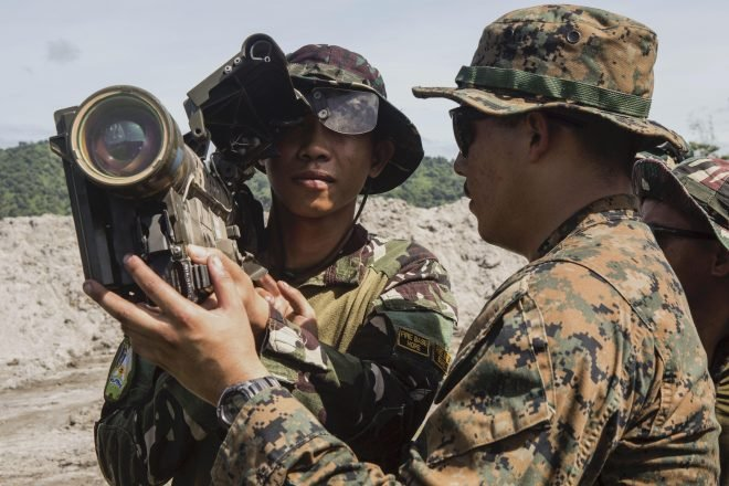 Amphibious Ops, Air Defense Key in Philippines Exercise With U.S., Japanese Forces