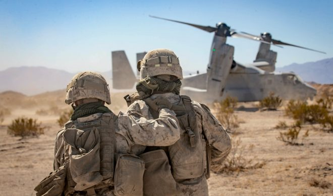 Heritage Index Rates Navy, Marines 'Marginal' In Ability to Counter Current Threats