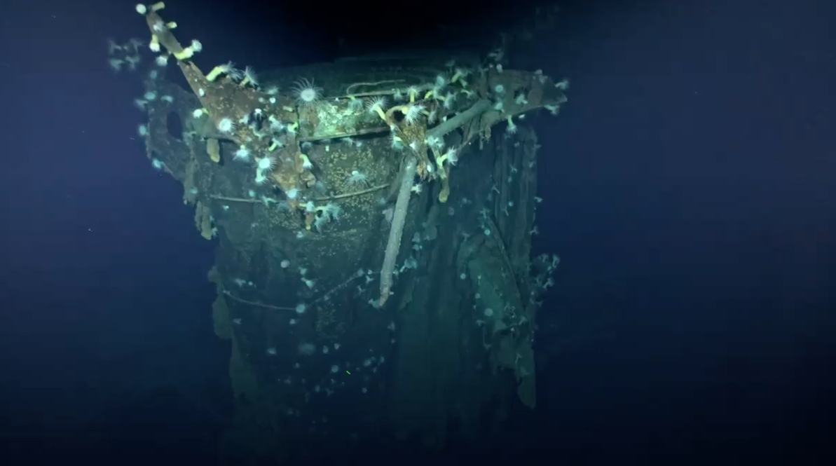 VIDEO: Wreck Discovered of WWII Japanese Carrier Key to Pearl Harbor Attack