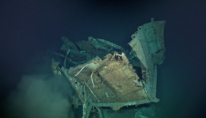 Wreck of Famed WWII Destroyer USS Johnston May Have Been Found