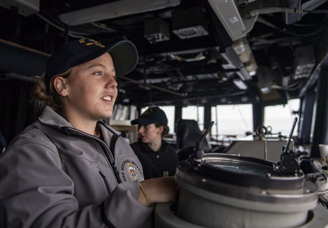 Navy Says JO Ship-Driving Skills Show Modest Improvement as GAO Raises Questions on New Training Regimes