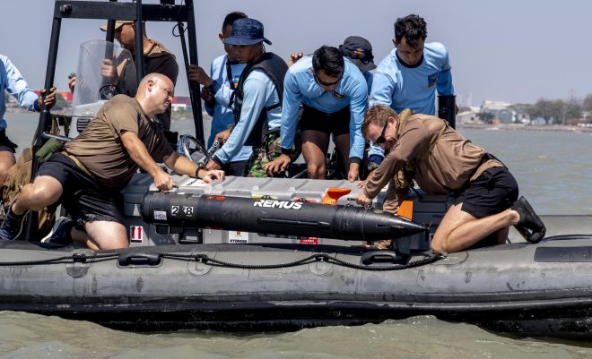 ExMCM Companies, LCS Mission Package Will Both Contribute to New Mine Countermeasures Triad