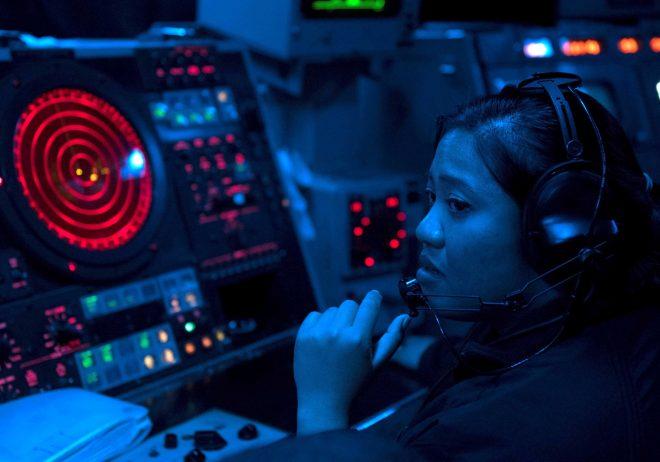 Navy, Air Force Reach Handshake Agreement to Develop Joint Battle Network
