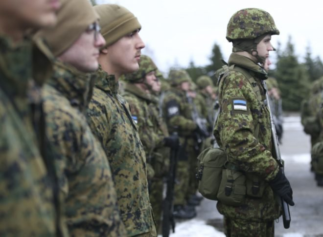 Estonia's Prime Minister Committed to NATO Membership