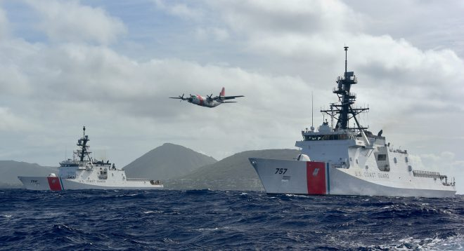 Report to Congress on Coast Guard Cutter Procurement