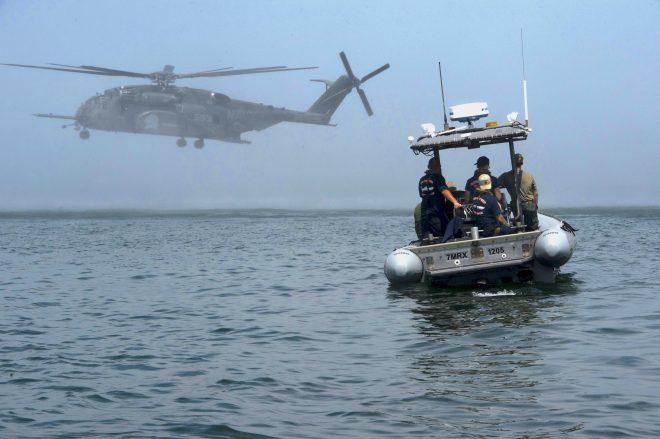 Navy EOD Modernizing Tactics, Training Models to Adjust to the New Maritime Fight
