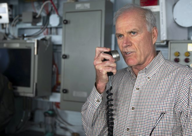 UPDATED: SECNAV Denies Resignation Threat Over Gallagher Trident Review Board