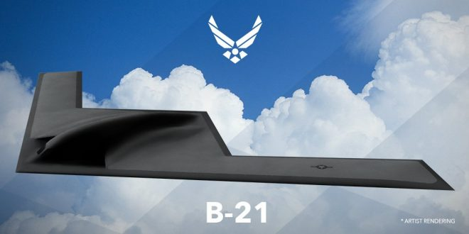 Report to Congress on Air Force B-21 Raider Long Range Strike Bomber