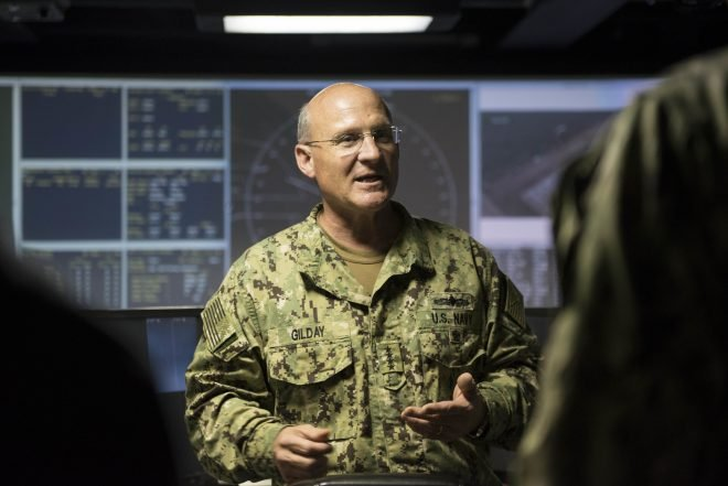CNO Gilday Releases New, Simplified Command Guidance to Fleet