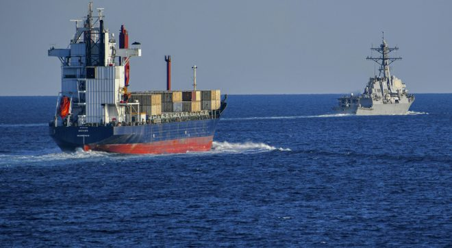 Threats to Merchant Ships Growing; Mariners Face Pirates, Lethal Drones