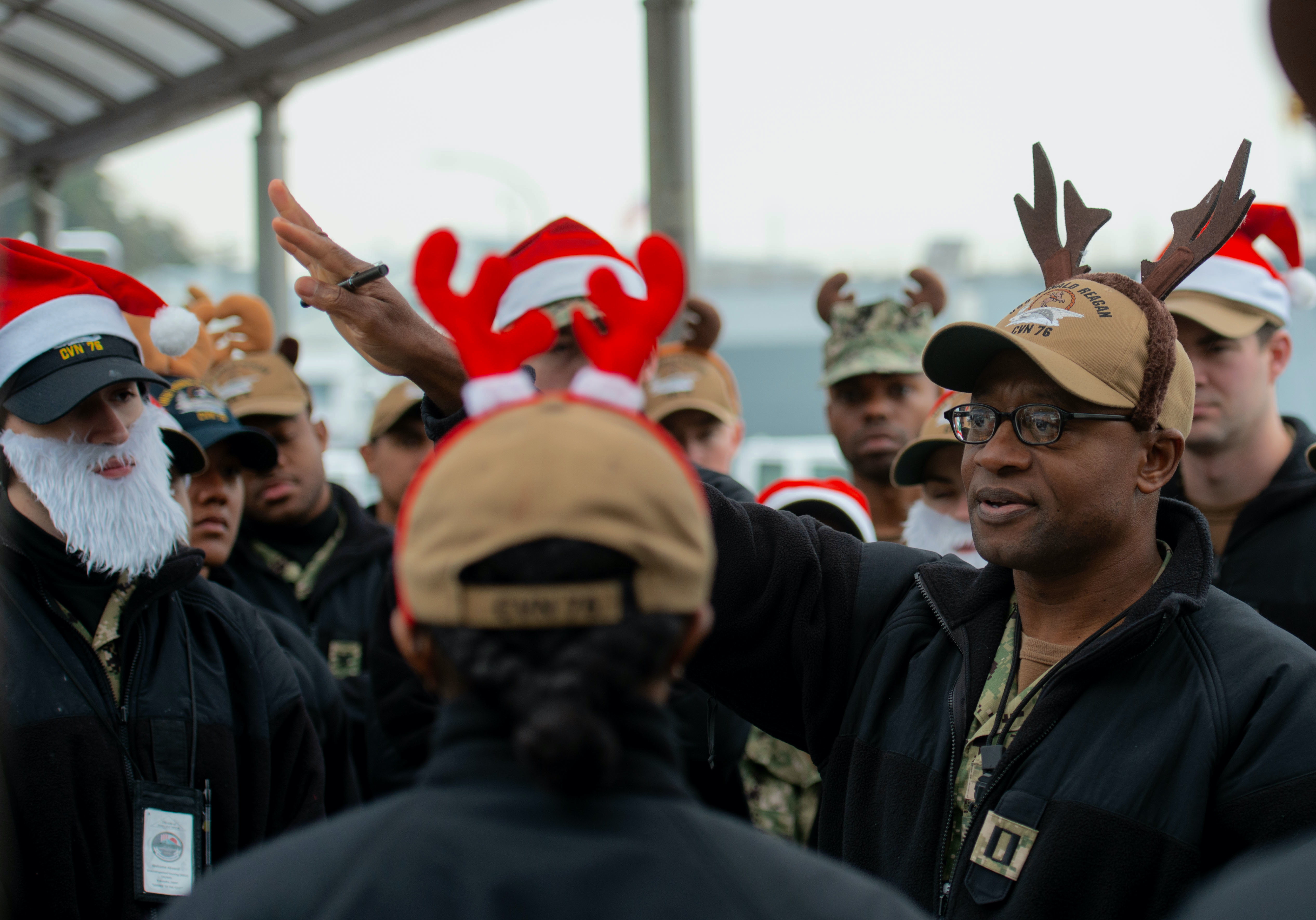 Американский флот на 25 декабря, активность ниже плинтуса!