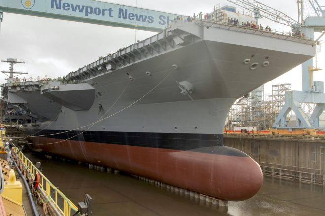 Navy Budget Proposal Slashes Shipbuilding in Smallest Hull Buy Since Sequestration