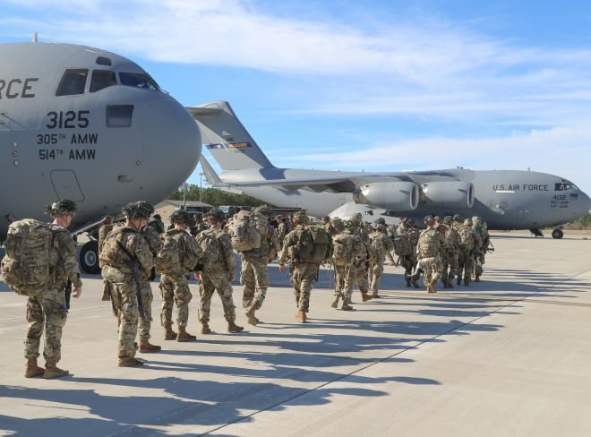 Marine Corps Crisis Response Force Will Remain In Baghdad