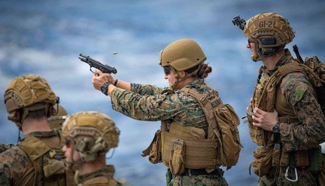 USS Bataan, Marines 26th MEU Heading to Middle East Amid Tensions with Iran