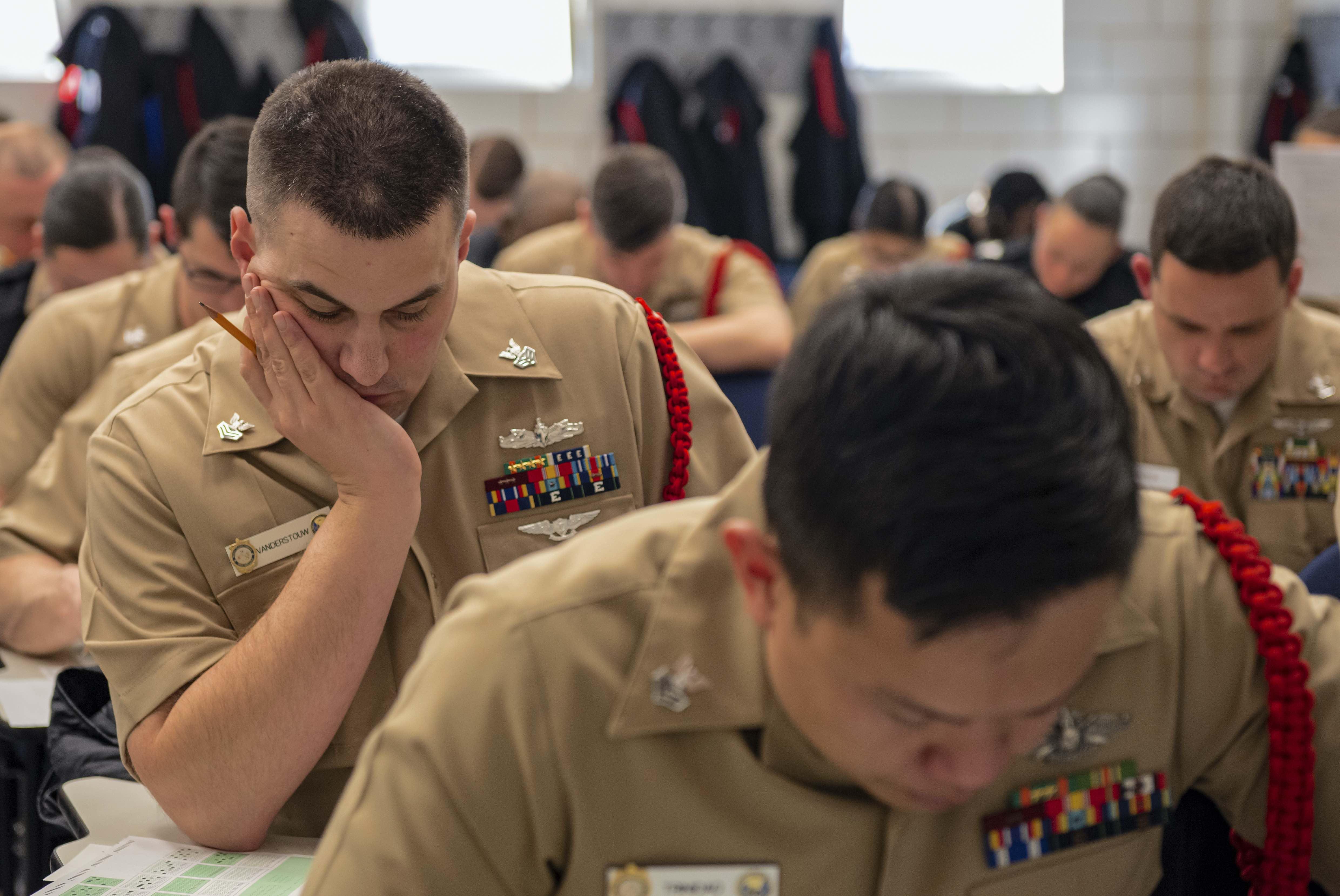 Naval Community College Kicks Off January 2021 With IT, Engineering Majors - USNI News