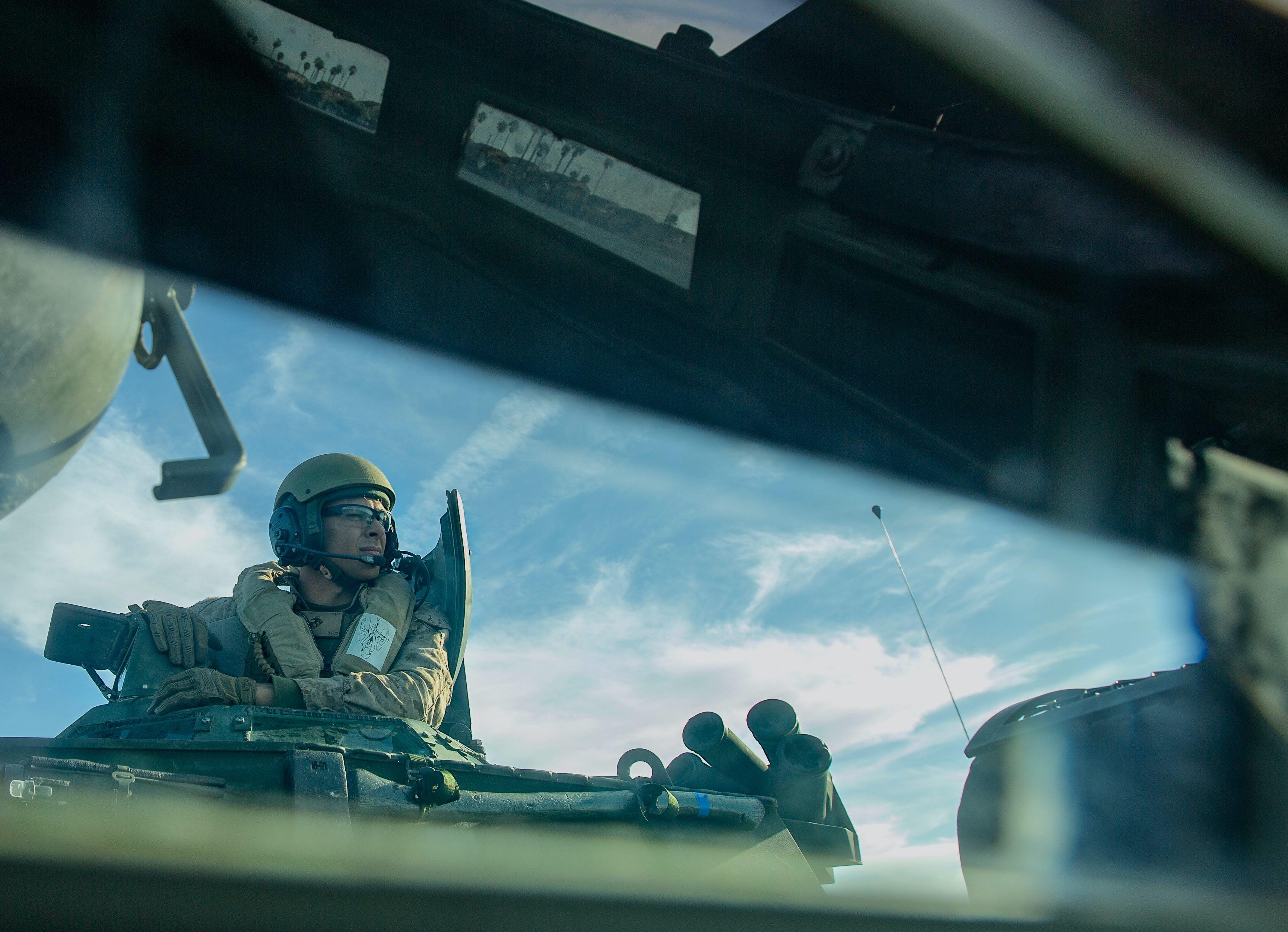 US & JGSDF Amphibious Reconnaissance – Iron Fist 2020