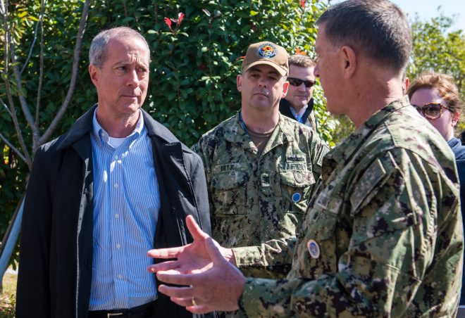 Thornberry Uneasy With Pentagon Shipbuilding Plan, Supports Fully Funding Nuclear Triad