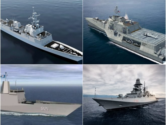 Navy Budgeting $1.1B for 2nd Frigate as Timeline Slows