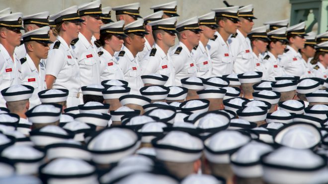 Naval Academy Midshipman Tests Positive for Coronavirus; Two More Pacific Fleet Sailors Have Virus