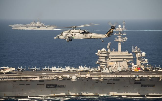 Navy Kicks Off Study of Next-Generation Carriers, Naval Aviation