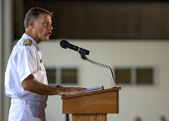 PACFLEET Commander: RIMPAC 2020 Will Be More Complex, Feature More Countries