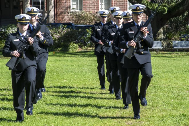 Navy Officials Evaluating How COVID-19 Will Affect ROTC Summer Cruises