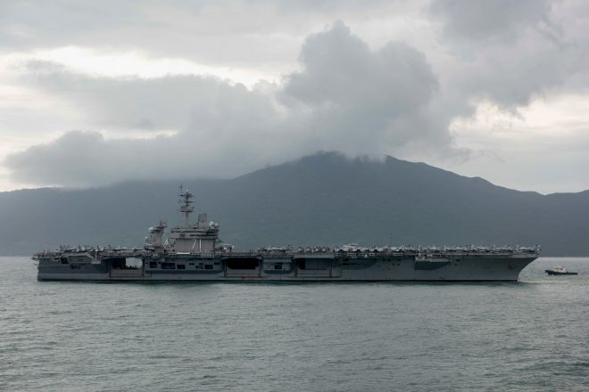 UPDATED: 8 Sailors on USS Theodore Roosevelt Have COVID-19; Port Calls Canceled as Navy Investigates Outbreak