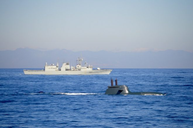 Dynamic Manta Exercise Trains NATO in Anti-Submarine Warfare As More Attack Boats Prowl the Mediterranean