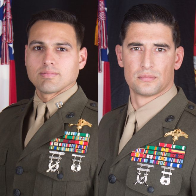 Pentagon Identifies Marine Raiders Killed in Iraq