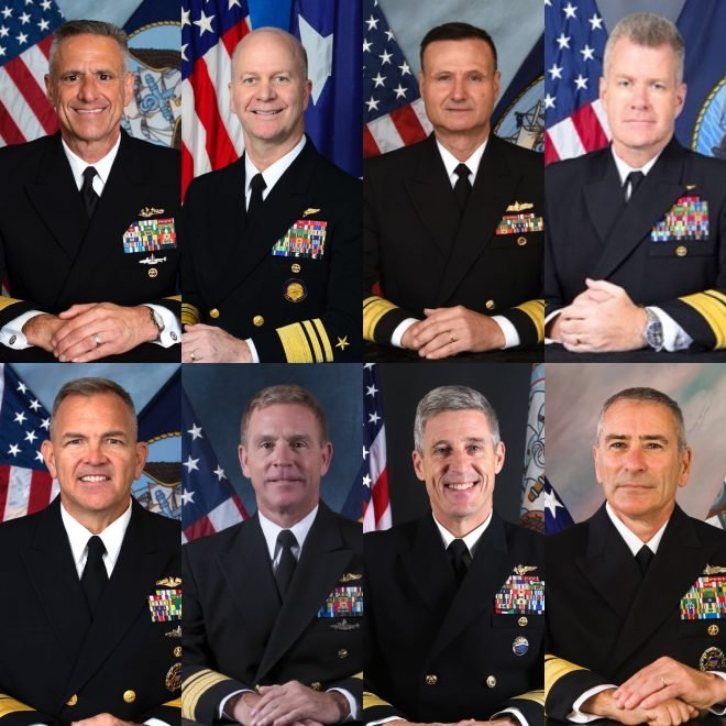 Navy to Resume Announcing Flag Promotions After Congressional Criticism