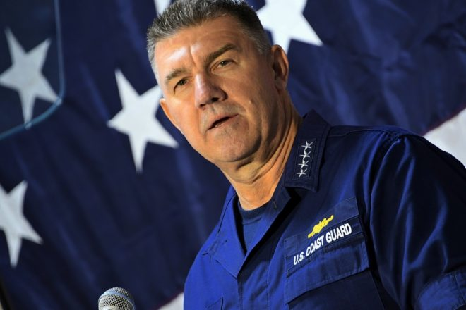Schultz: Coast Guard Response to COVID-19 Highlights Modernization Needs