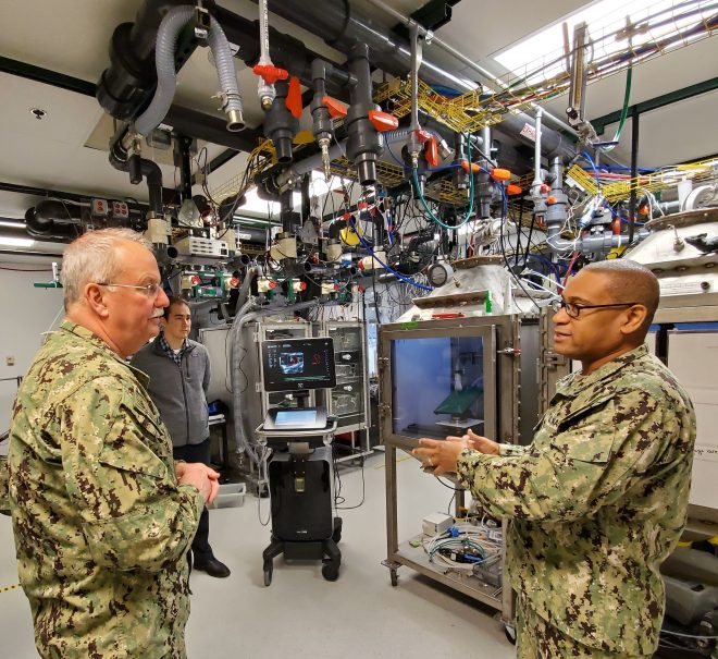 Navy Speeding Up Science And Technology Spending