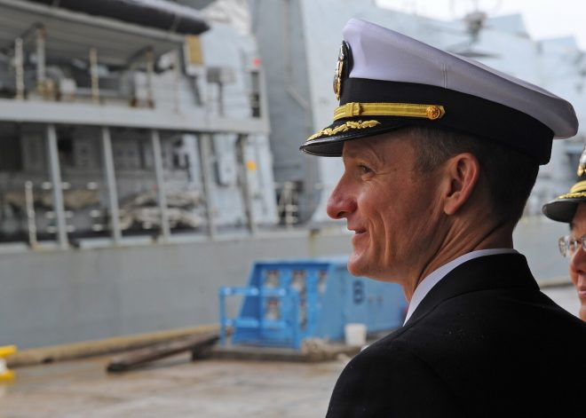 TR Investigation Fallout: Crozier Won't be Reinstated, Strike Group CO Promotion Delayed