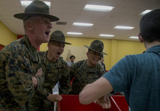 Marine Corps to Begin Gender Integrated Training at San Diego Boot Camp