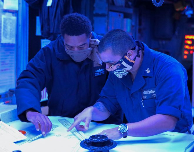 Navy Adjusting to Operational Realities of COVID-19
